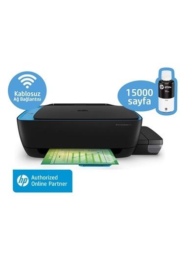HP HP Ink Tank Wireless 419 Fotokopi + Tarayıcı + WI-FI Mürekkep Püskürtmeli Tanklı Yazıcı Z6Z97A Renkli